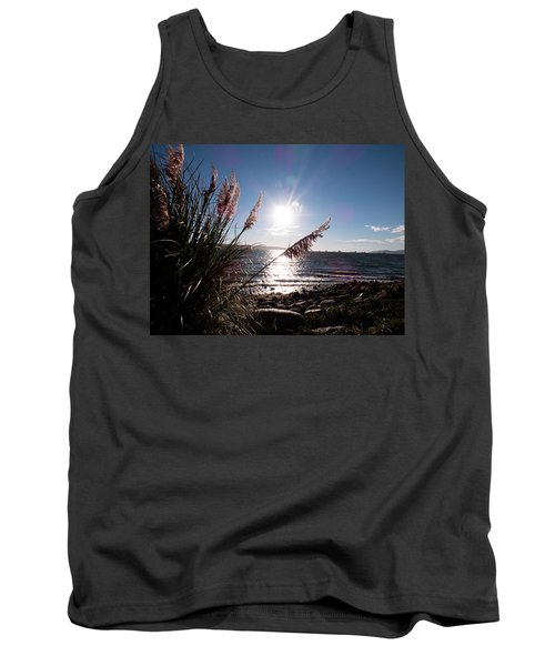 Pampas By The Sea Tank Top