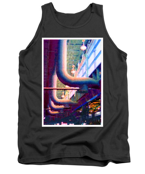 panel one from Star Factory Tank Top