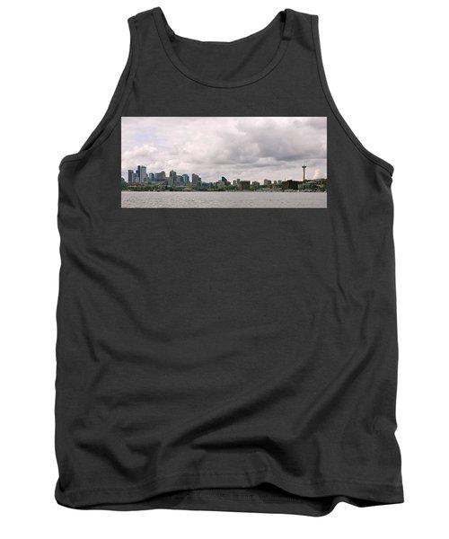 Panoramic Seattle Tank Top