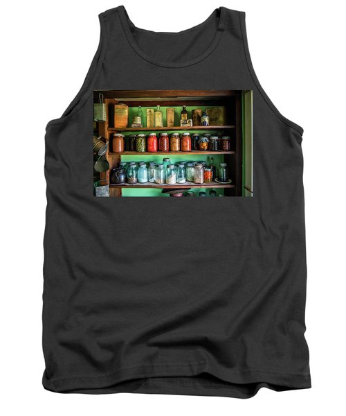 Tank Top featuring the photograph Pantry by Paul Freidlund