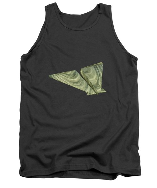 Paper Airplanes Of Wood 19 Tank Top