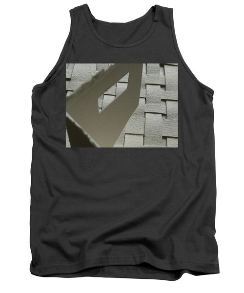 Paper Structure-2 Tank Top