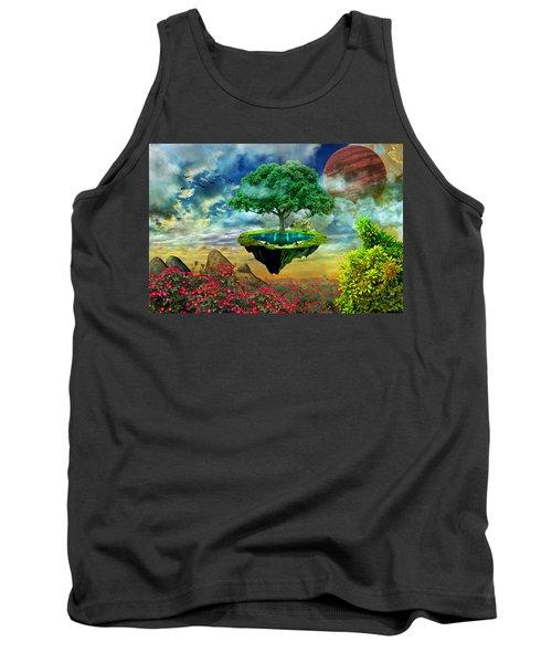 Paradise Island Tank Top