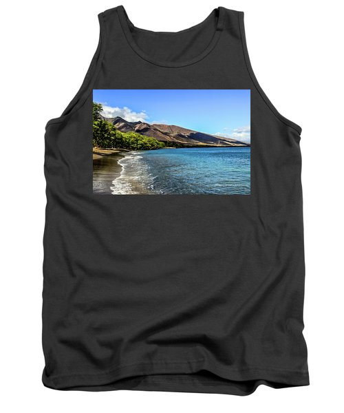 Tank Top featuring the photograph Paradise by Joann Copeland-Paul