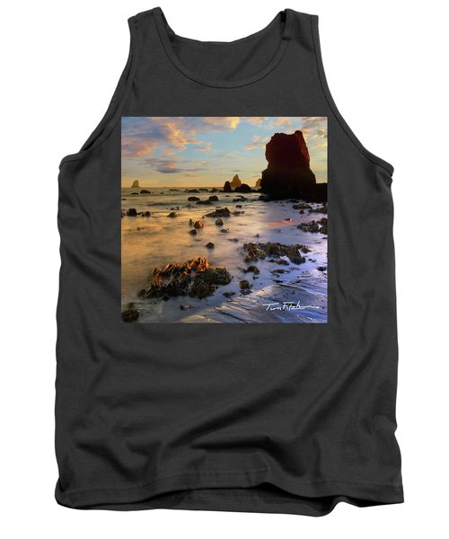 Paradise On Earth Tank Top