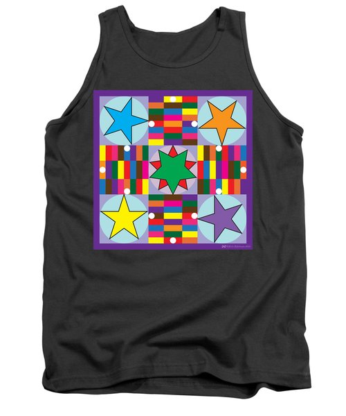Parcheesi Board Tank Top