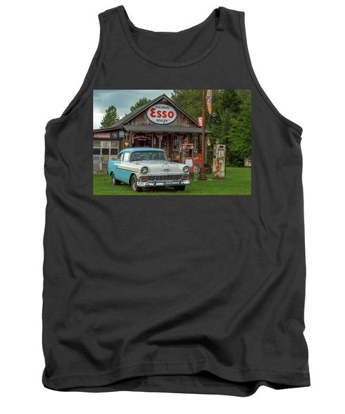 Parked At Ferland Motor Company Tank Top