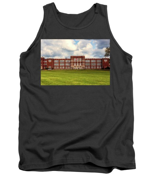 Parkersburg High School - West Virginia Tank Top by L O C