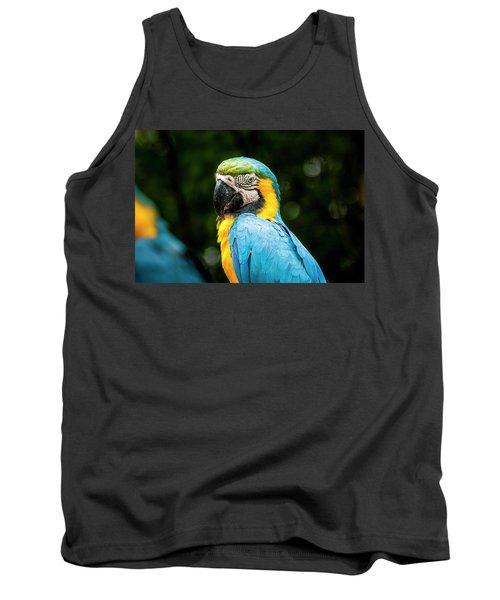 Parrot Tank Top