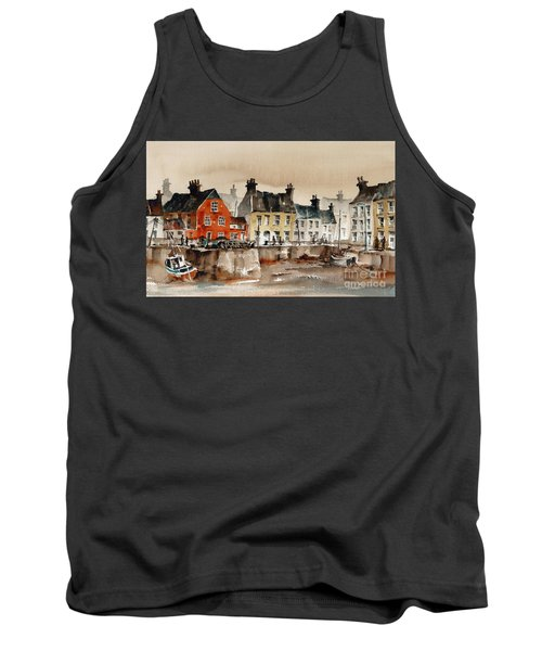 Passage East Harbour, Waterford Tank Top