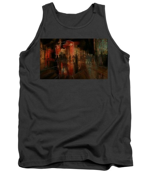Passers In The Night Tank Top