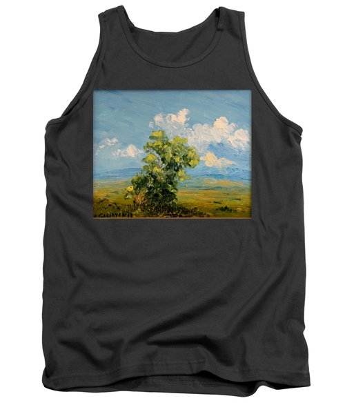 Passing Clouds Tank Top