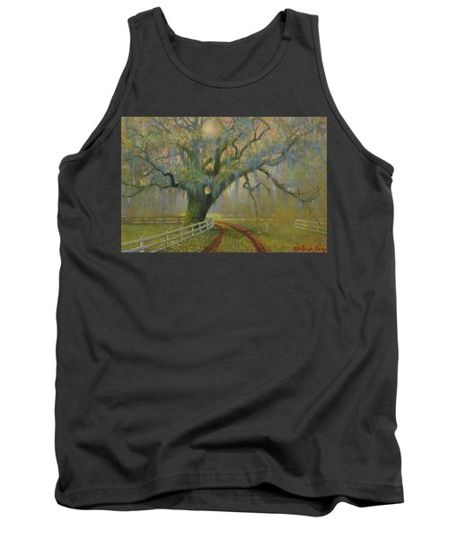 Passing Spring Shower Tank Top by Blue Sky