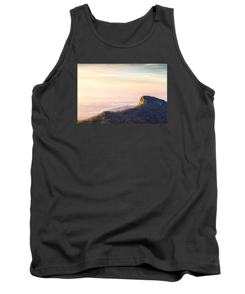 Table Rock Mountain - Linville Gorge North Carolina Tank Top