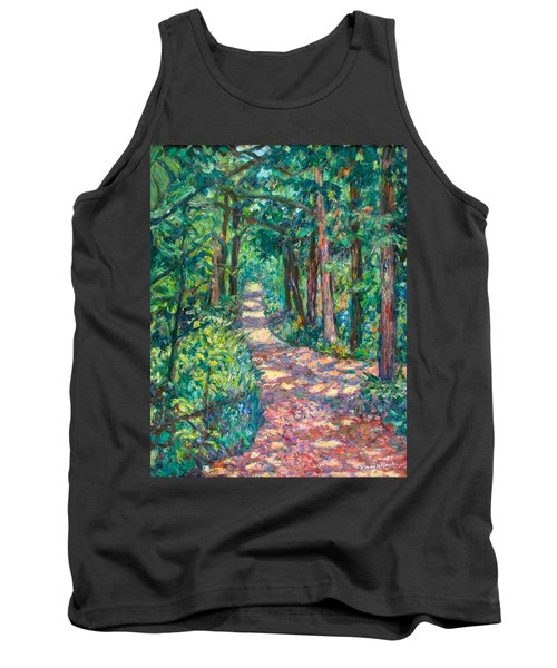 Path On Sharp Top Tank Top
