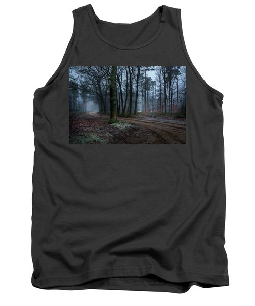 Path Through The Forrest Tank Top