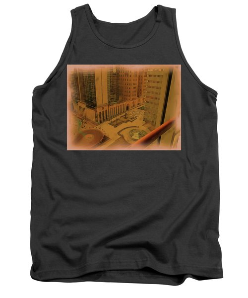 Patterns In Architecture Tank Top