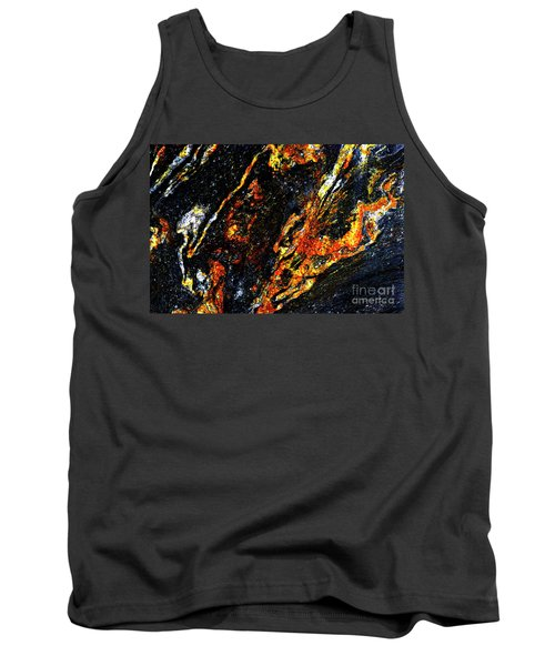 Tank Top featuring the photograph Patterns In Stone - 188 by Paul W Faust - Impressions of Light