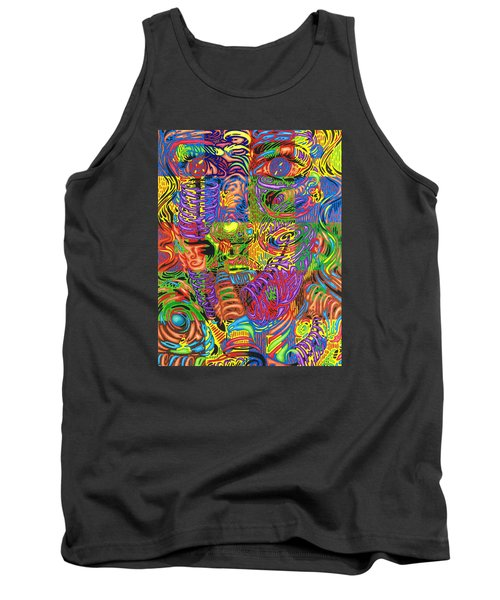 Patterns Of Personality Tank Top