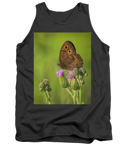 Tank Top featuring the photograph Pauper's Throne by Bill Pevlor