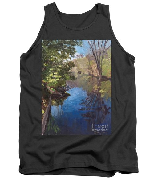 Pawtucket Canal Tank Top