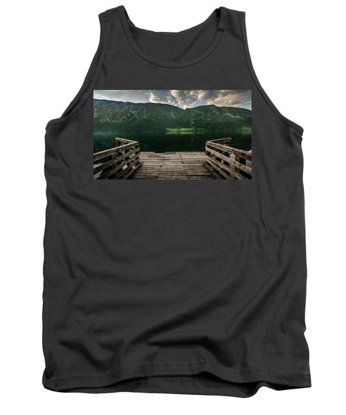 Peace And Clarity Tank Top
