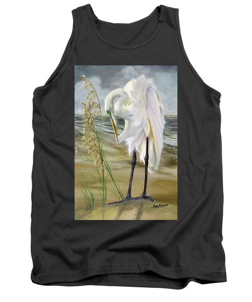 Peace In The Midst Of The Storm Tank Top by Phyllis Beiser