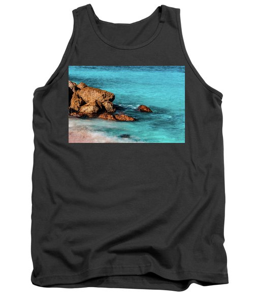 Peaceful Beach Tank Top