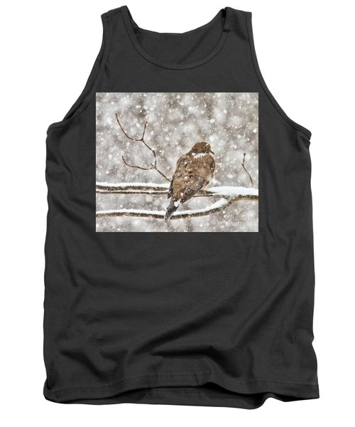 Tank Top featuring the photograph Peaceful by Debbie Stahre