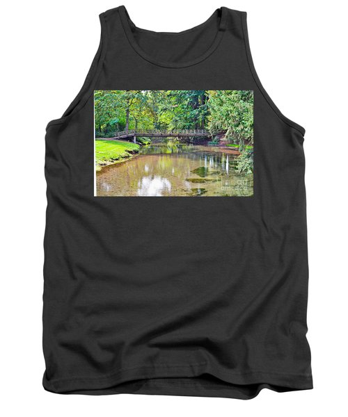 Peacefull Solitude Tank Top by Ansel Price