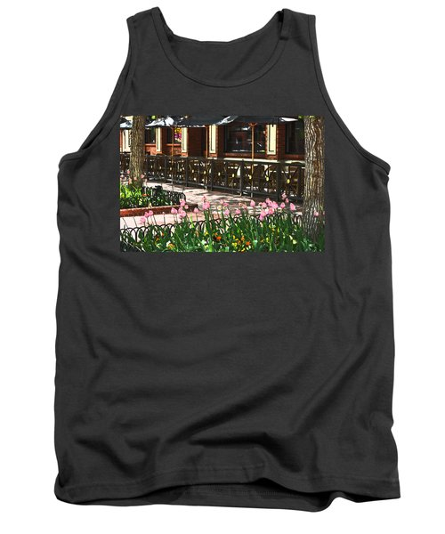 Pearl Street Mall Tank Top