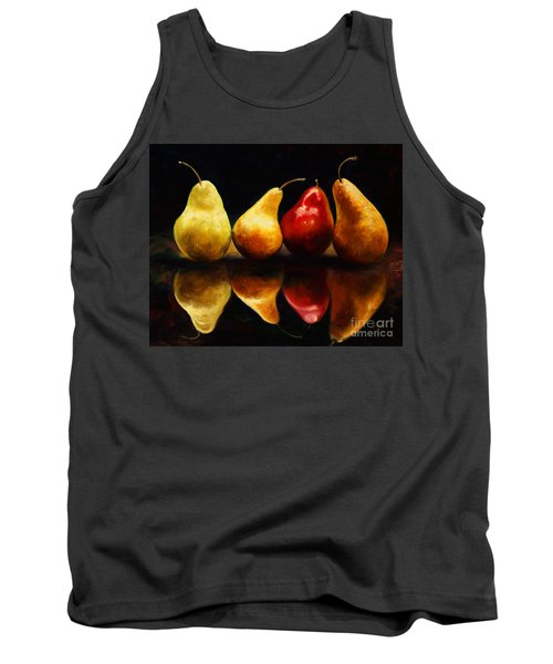 Pearsfect Tank Top by Laurie Hein