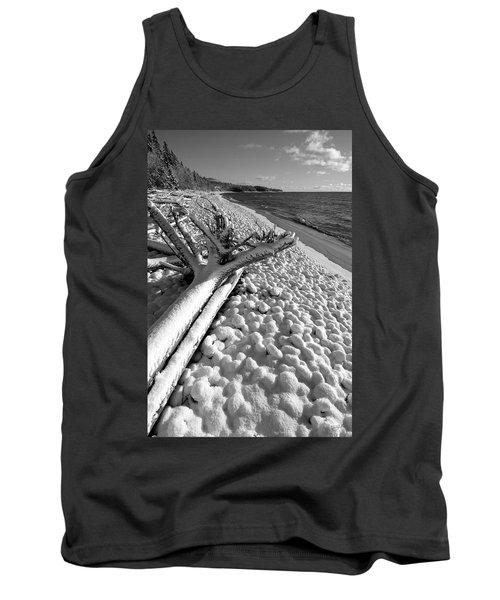 Pebble Beach Winter Tank Top
