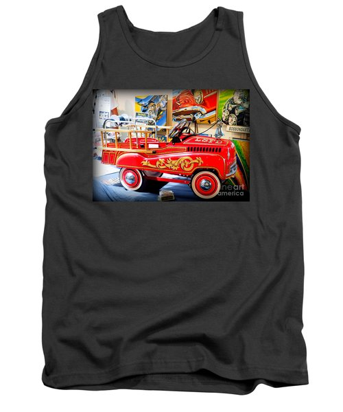 Peddle Car 1 Tank Top