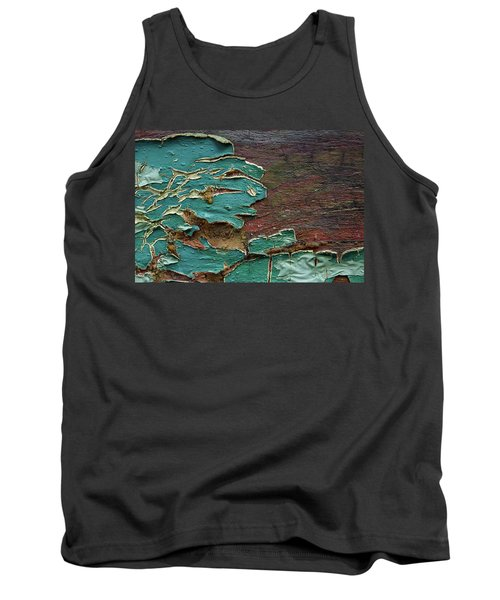 Tank Top featuring the photograph Peeling by Mike Eingle