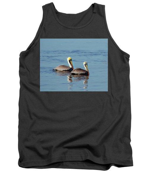 Pelicans 2 Together Tank Top