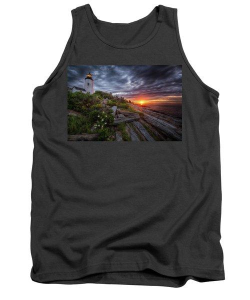 Pemaquid Sunrise Tank Top