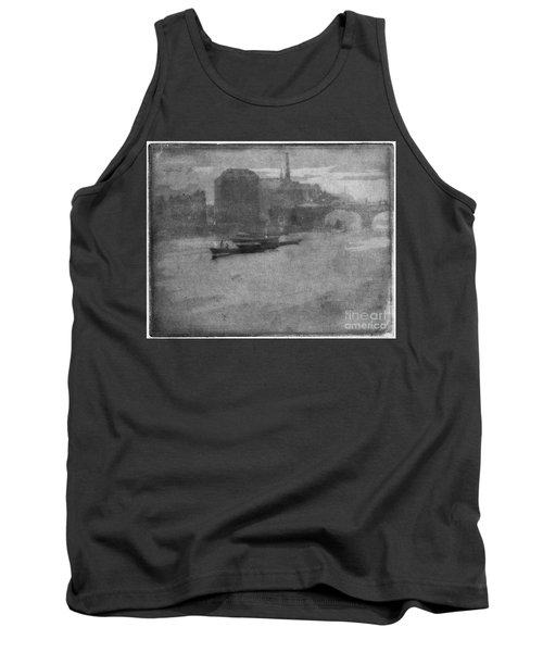 Pennell Thames, 1903 Tank Top by Granger