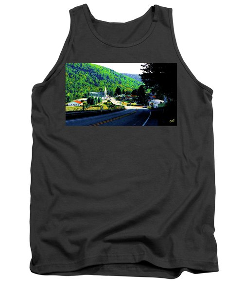 Pennsylvania Mountain Village Tank Top