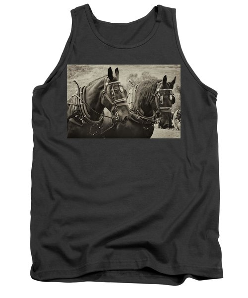 Percheron Black Beauties Tank Top