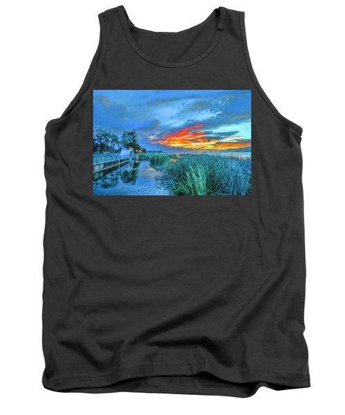 Perfect End Of Day. Tank Top