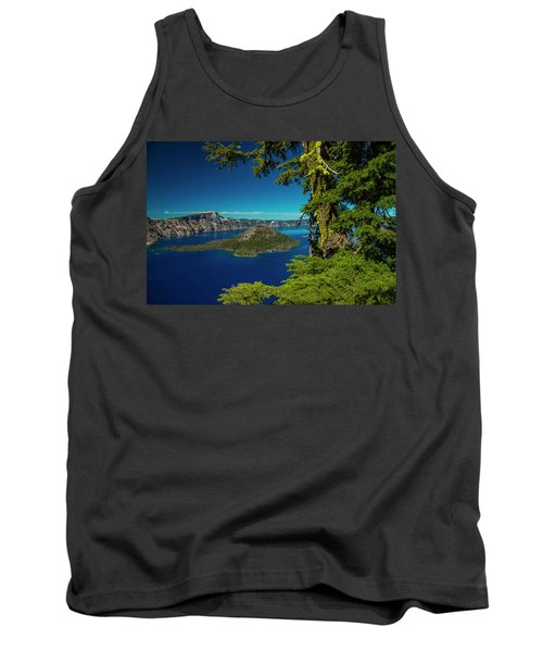 Perfect Picture Frame Tank Top