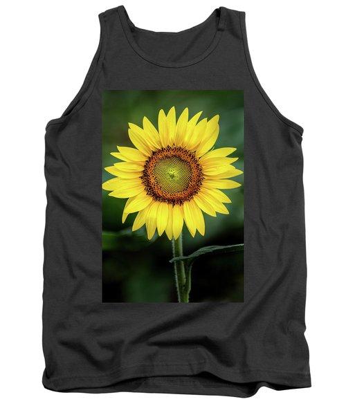 Perfect Sunflower Tank Top