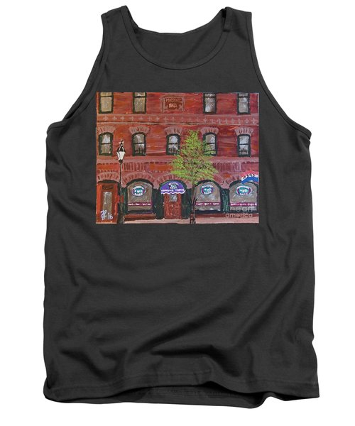 Perfecto's Cafe Tank Top