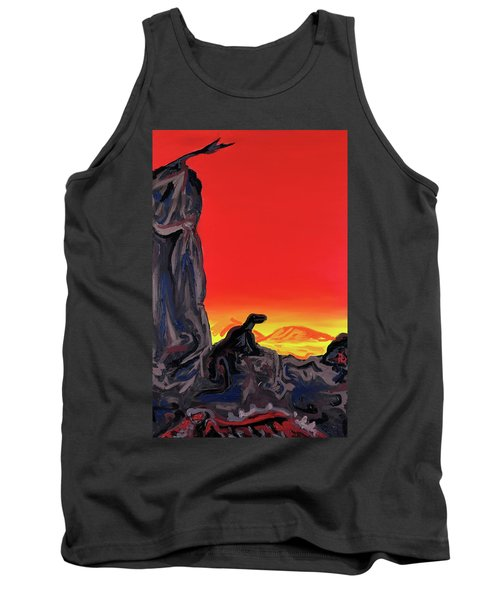 Permian Outpost Tank Top by Ryan Demaree