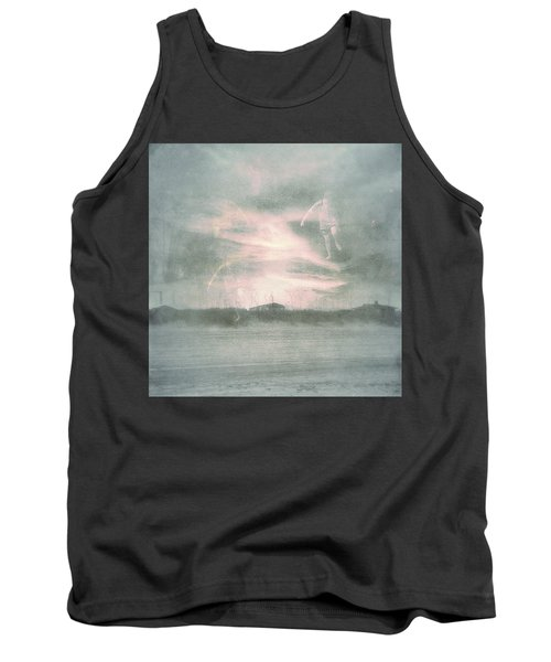 Ghosts And Shadows Vii - Personal Rapture  Tank Top