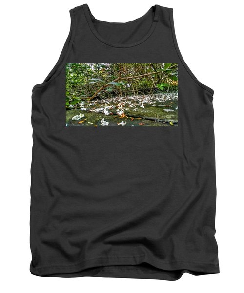 Petal And Stone Tank Top