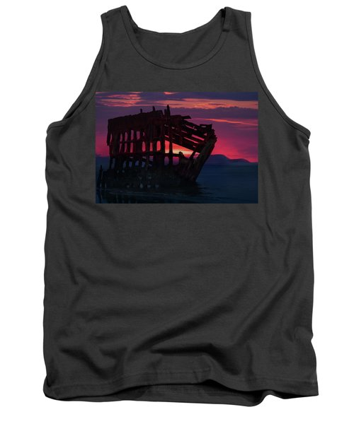 Peter Iredale Shipwreck Tank Top