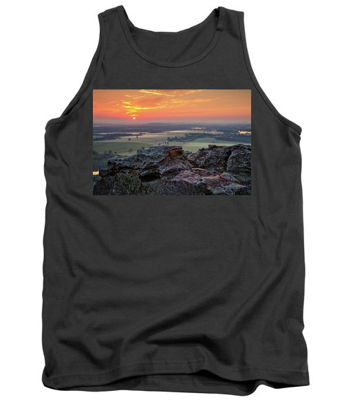 Petit Jean Sunrise Tank Top