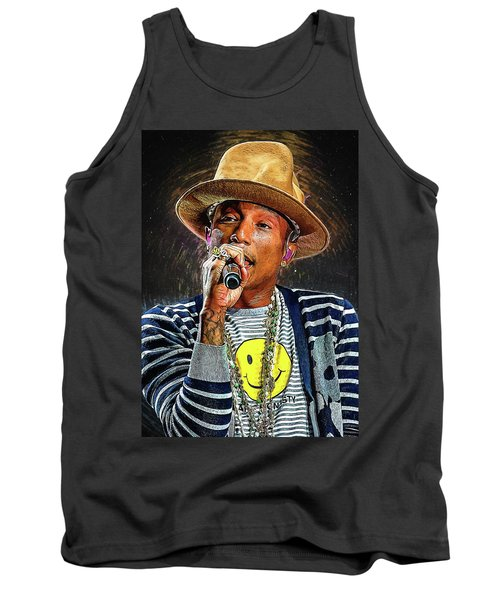 Pharrell Williams Tank Top